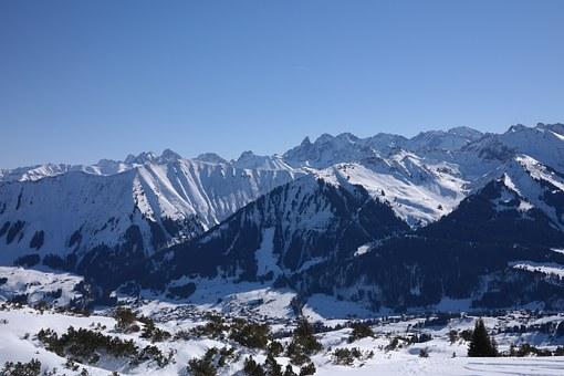 Alpine, Ski.