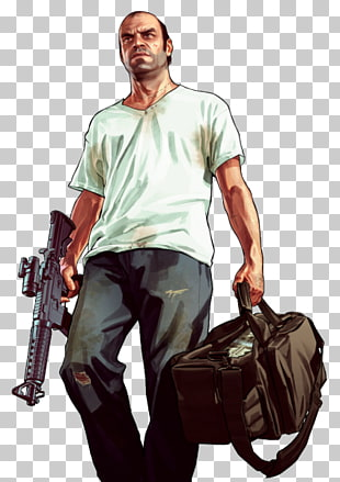 25 gta 5 Trevor PNG cliparts for free download.