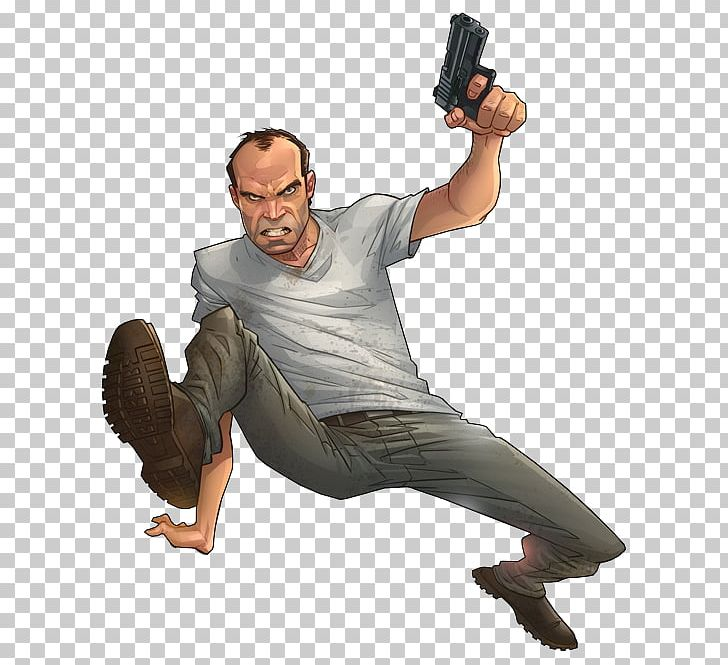 Grand Theft Auto V Grand Theft Auto: San Andreas Trevor.