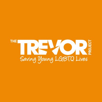 The Trevor Project (@TrevorProject).
