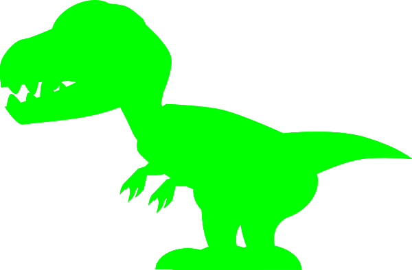 Collection of Trex clipart.