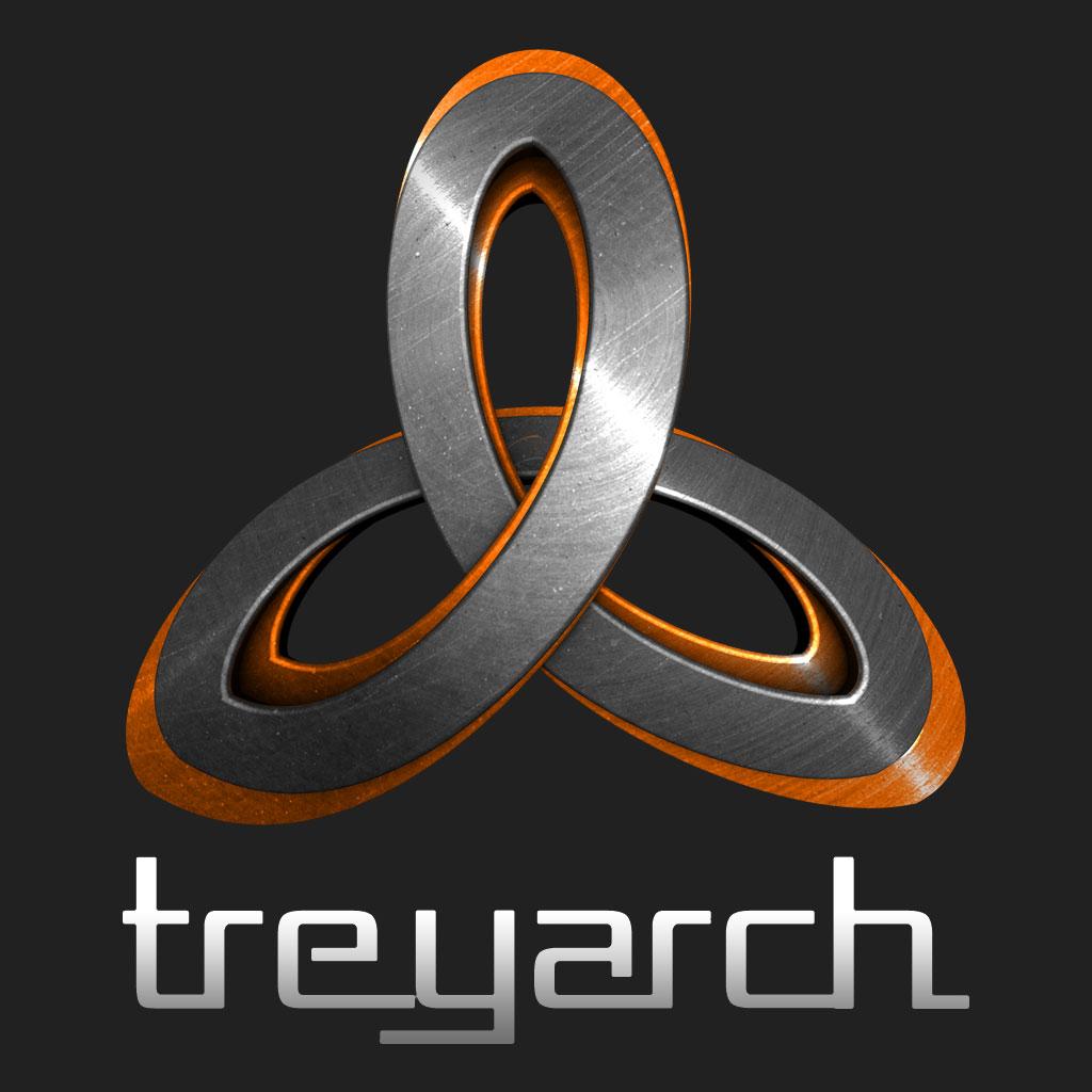 Treyarch Logo / Entertainment / Logonoid.com.