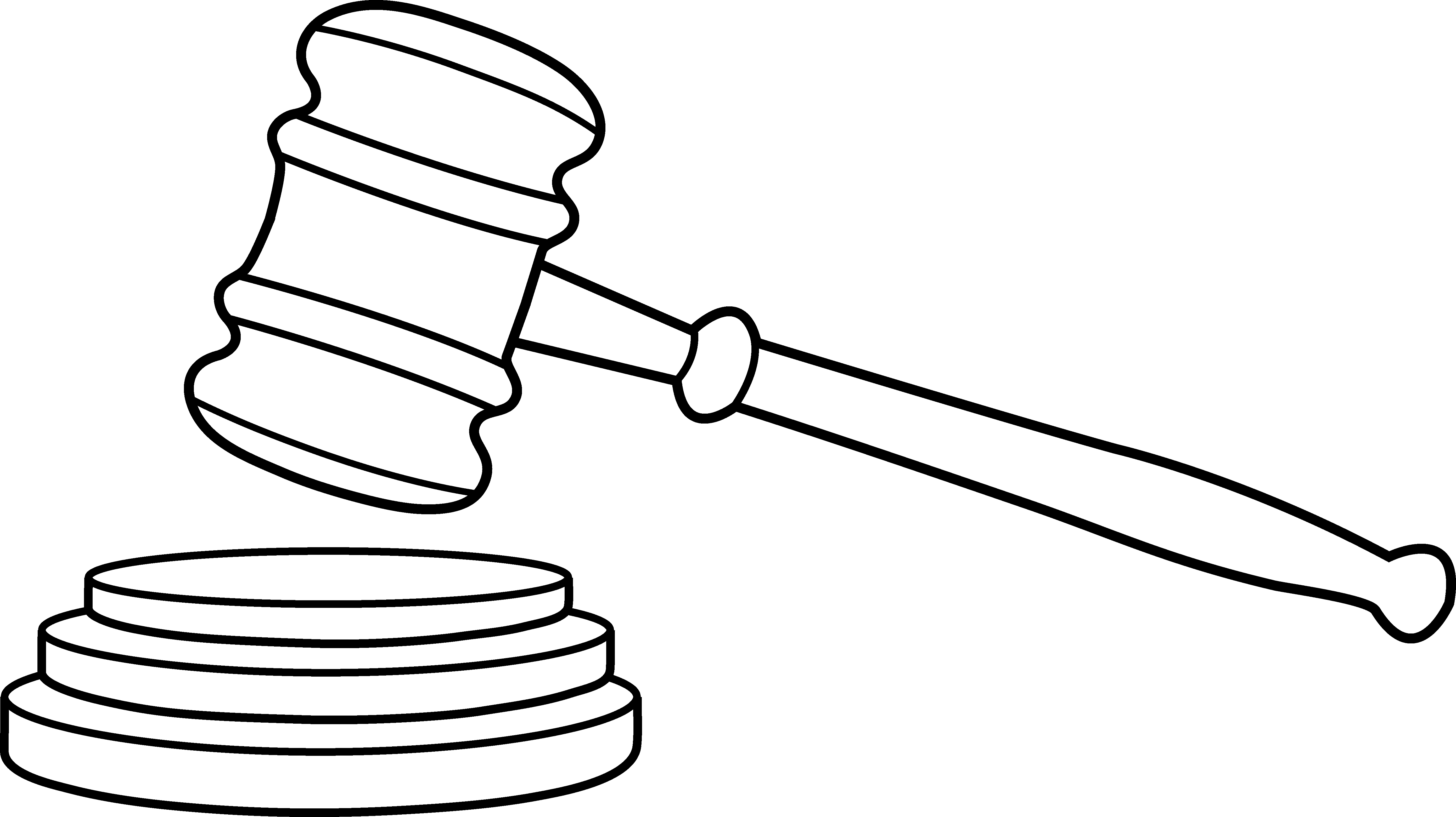 Mock Trial Clipart.