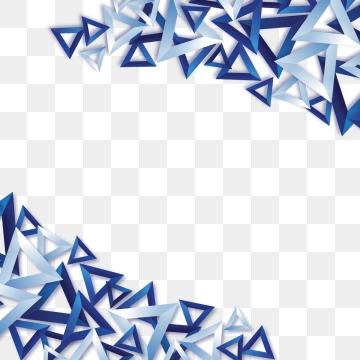 3d Triangle PNG Images.