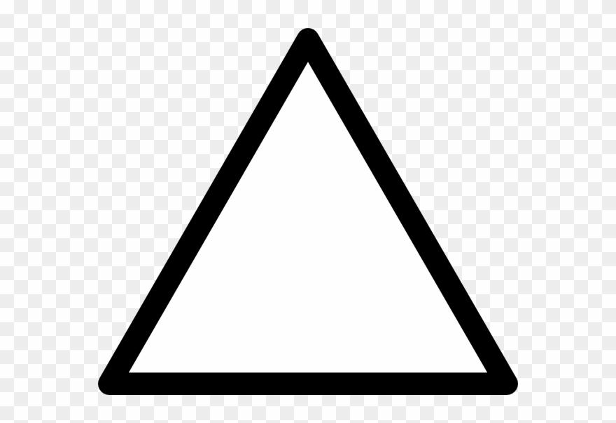 Triangle Clip Art.