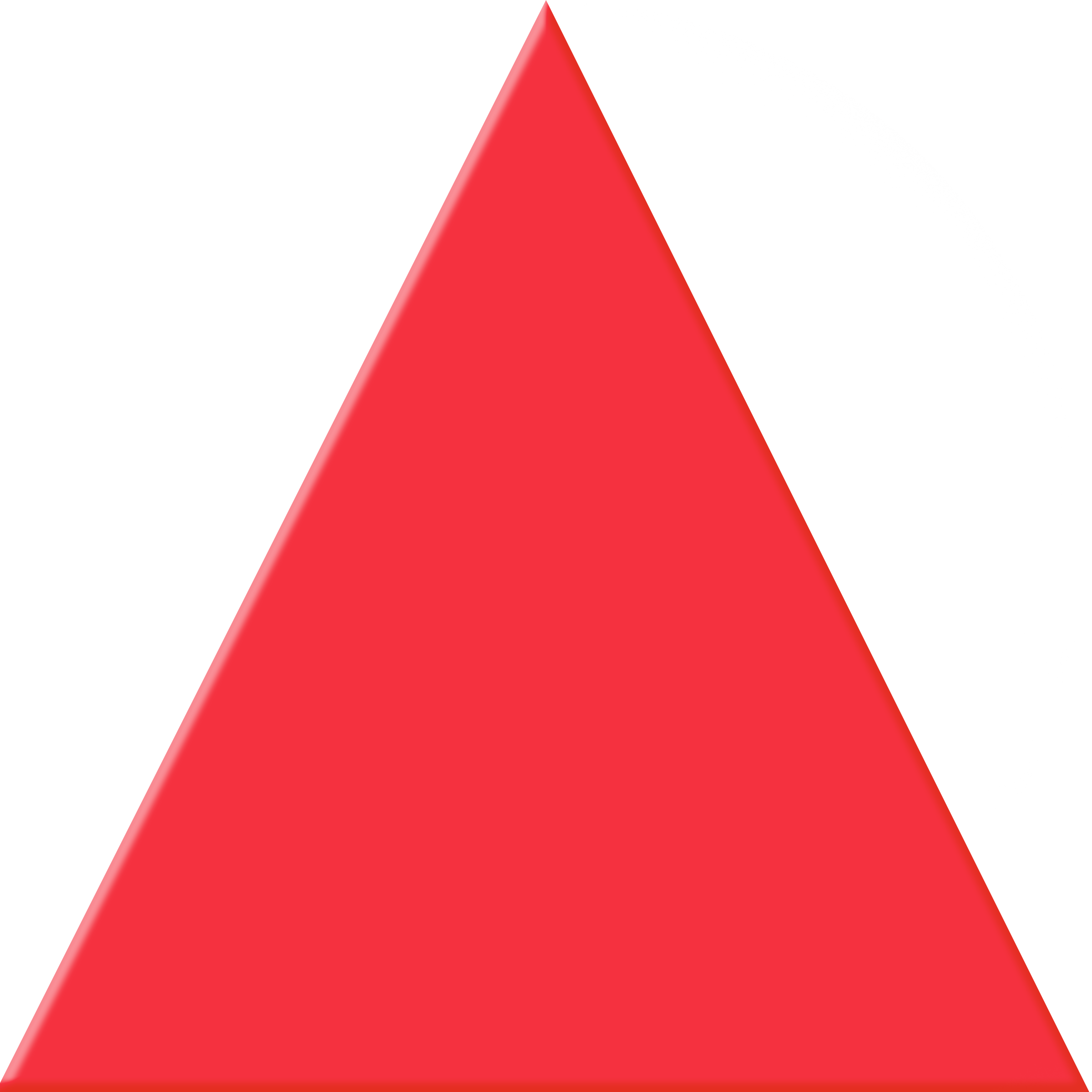 Triangle Shape Clipart.