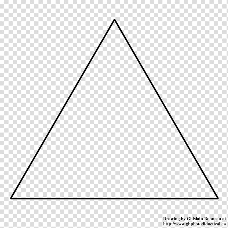 Equilateral triangle Shape Equilateral polygon, triangle.