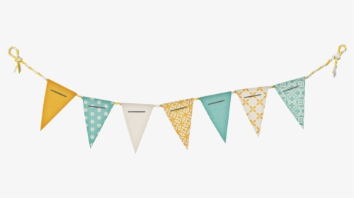Transparent Free Triangle Banner Clipart.