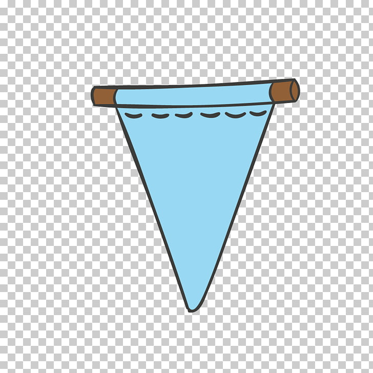 Flag Banner, Triangle Banner PNG clipart.