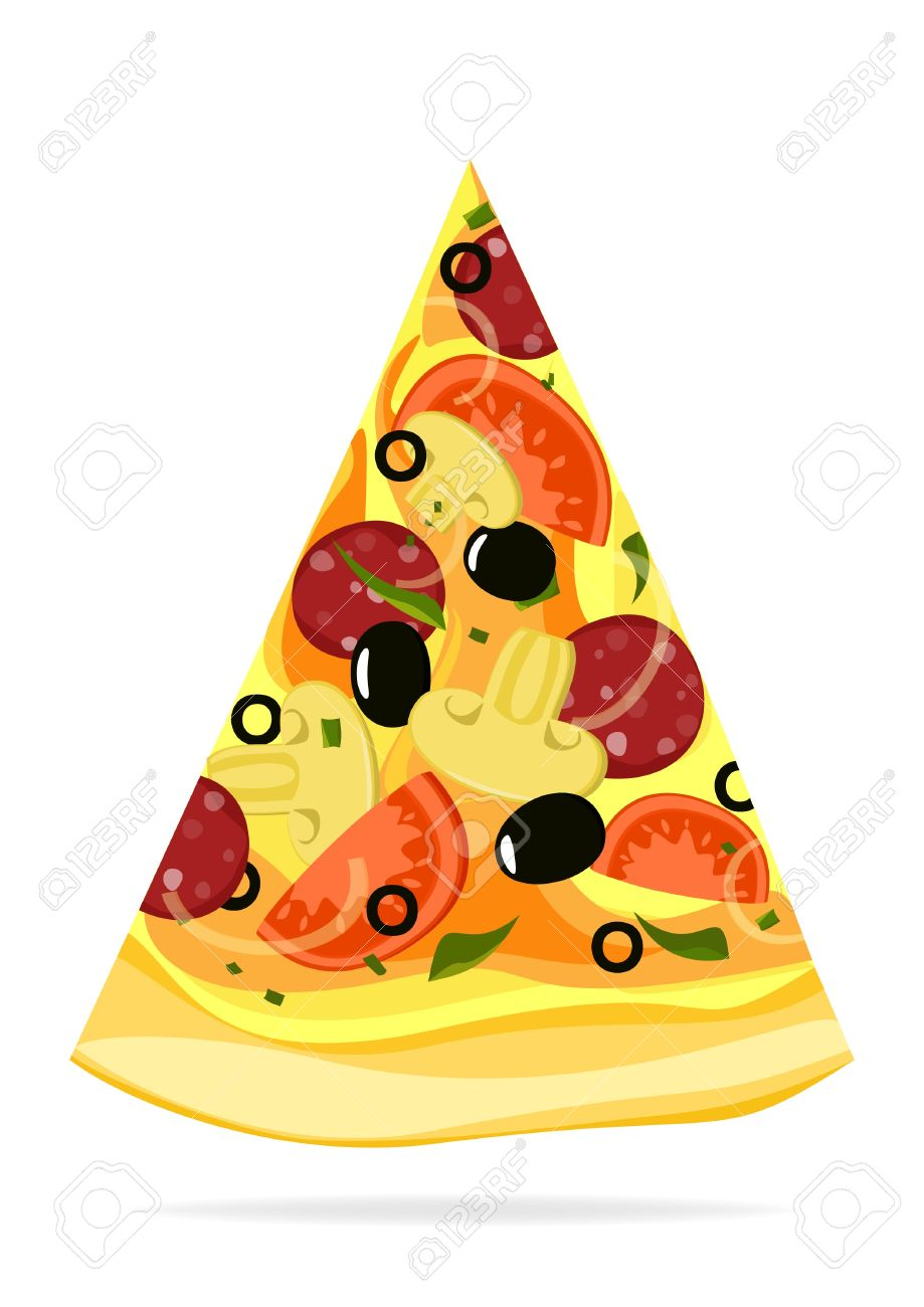 10,081 Pizza Slice Stock Illustrations, Cliparts And Royalty Free.