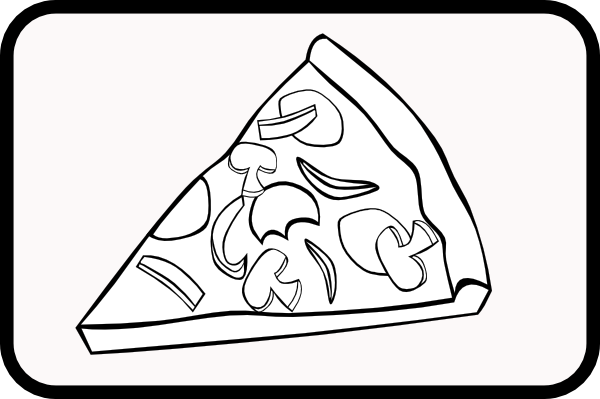triangle pizza clipart 20 free cliparts download images