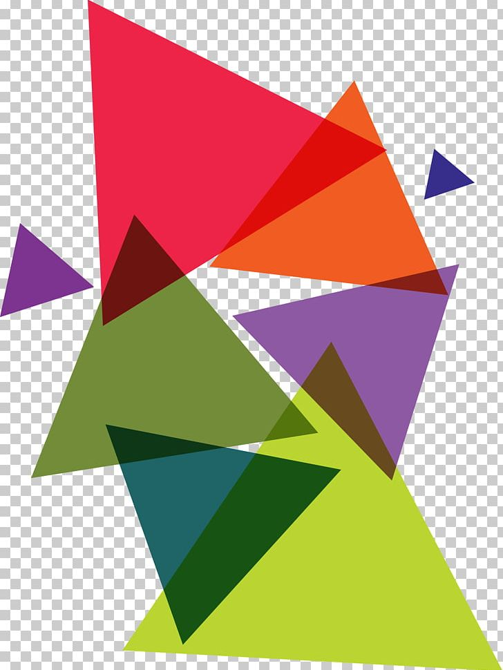 Logo Triangle Color PNG, Clipart, Angle, Art, Colorful.