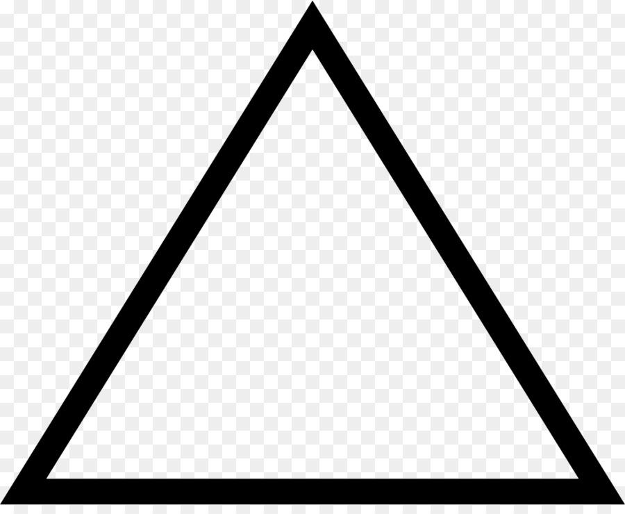 Computer Icone Simbolo Triangolo Clip art.