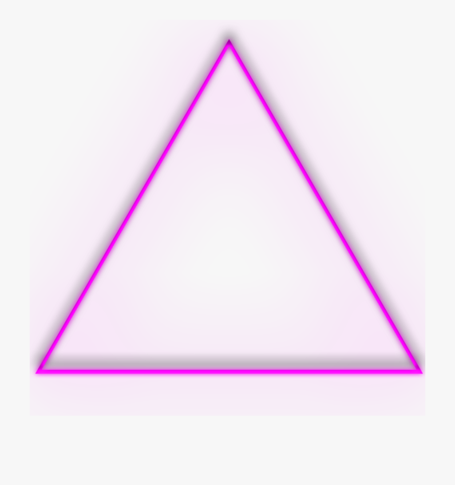 Triangles Vector Aesthetic.