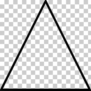 Penrose triangle Drawing , triangulo PNG clipart.