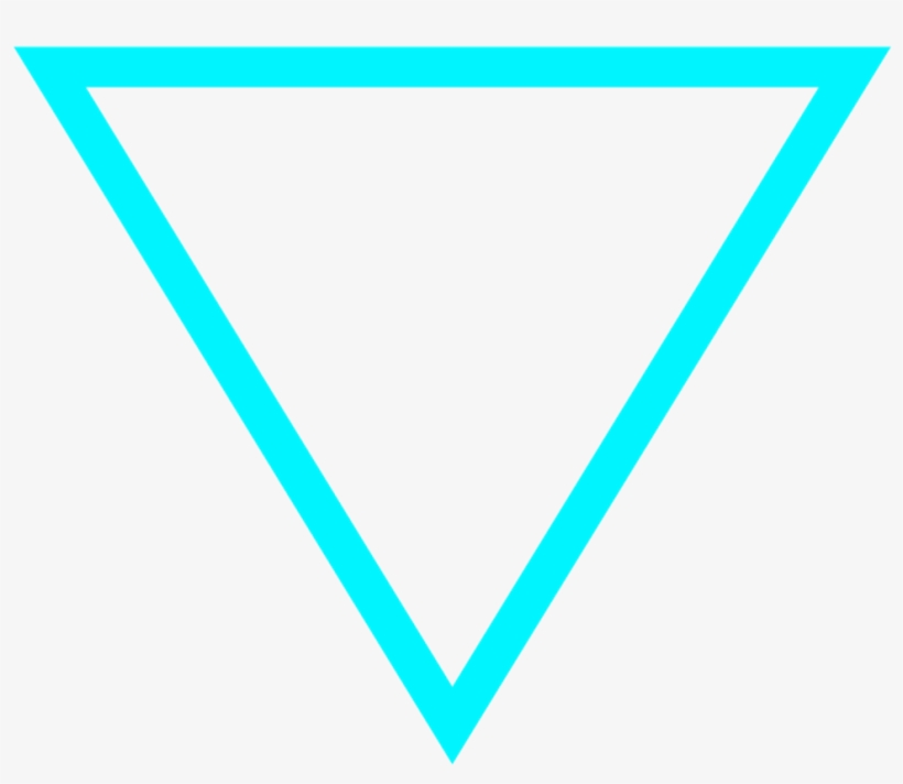Platilla Azul Triangulo Tinii\