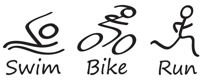 Free Triathlon Clip Art.