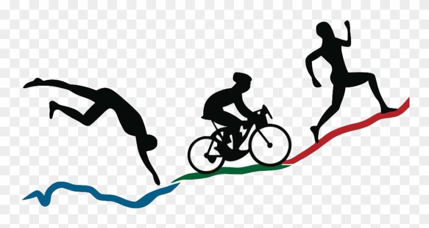 Triathlon Clipart (#1581641).
