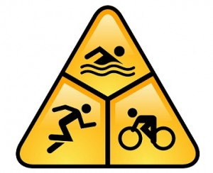 Triathlon Clipart.