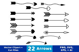 Arrows clipart vector, Arrows vector Transparent FREE for.