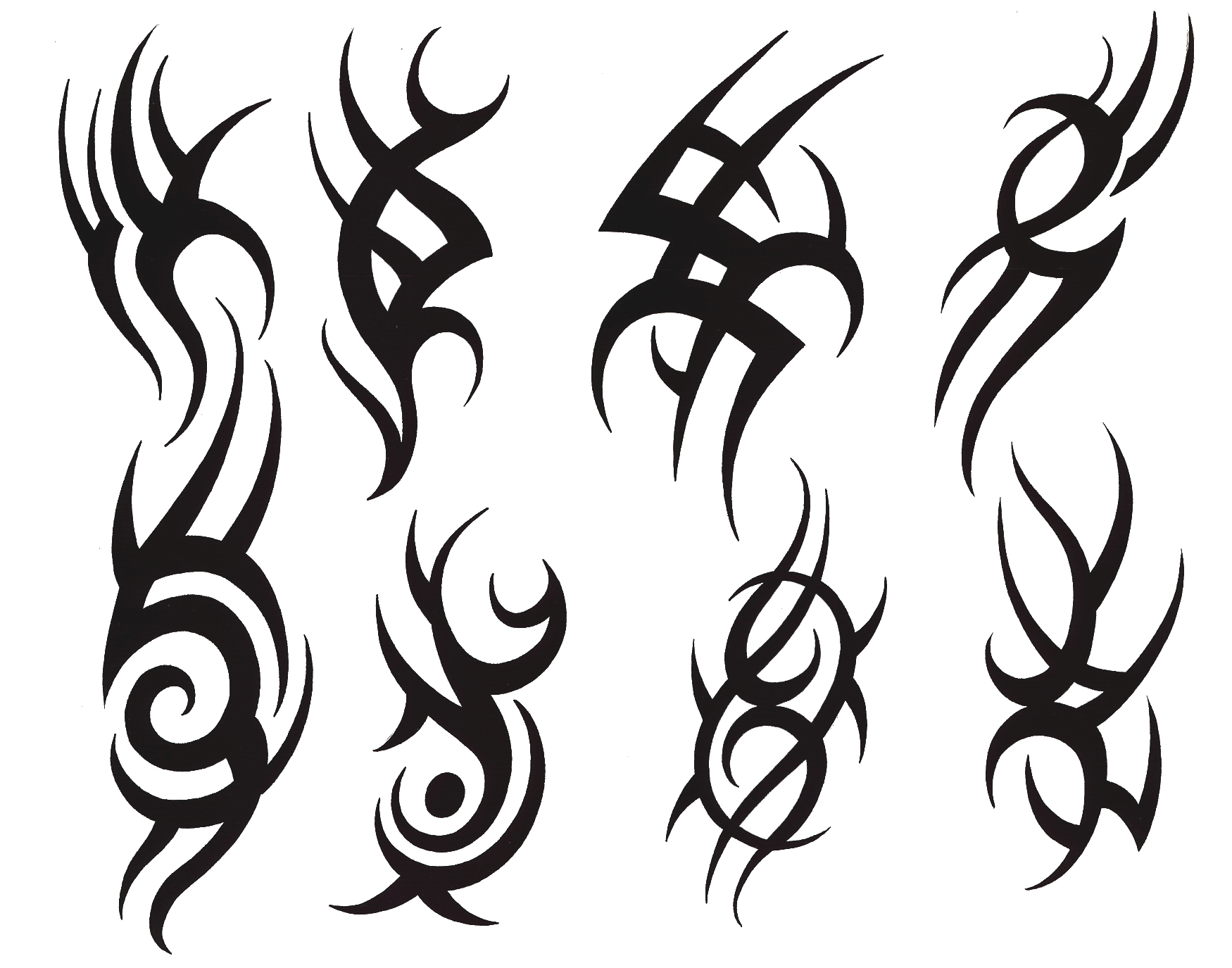 Free Tattoo Tribal, Download Free Clip Art, Free Clip Art on.