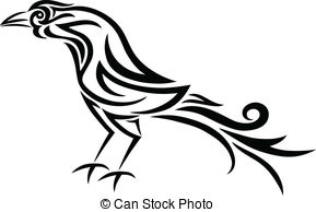 Rooster tribal Clip Art Vector and Illustration. 460 Rooster.