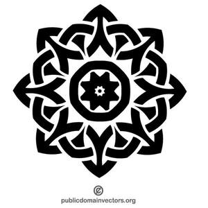 433 tribal clip art designs free.