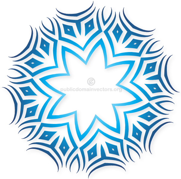 Vector clip art tribal design download free.