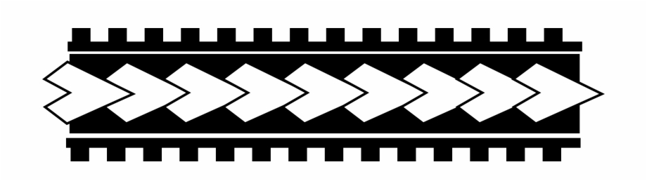 This Free Icons Png Design Of Samoa Tattoo Pattern.