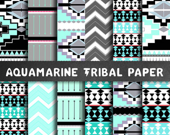 Tribal Print.