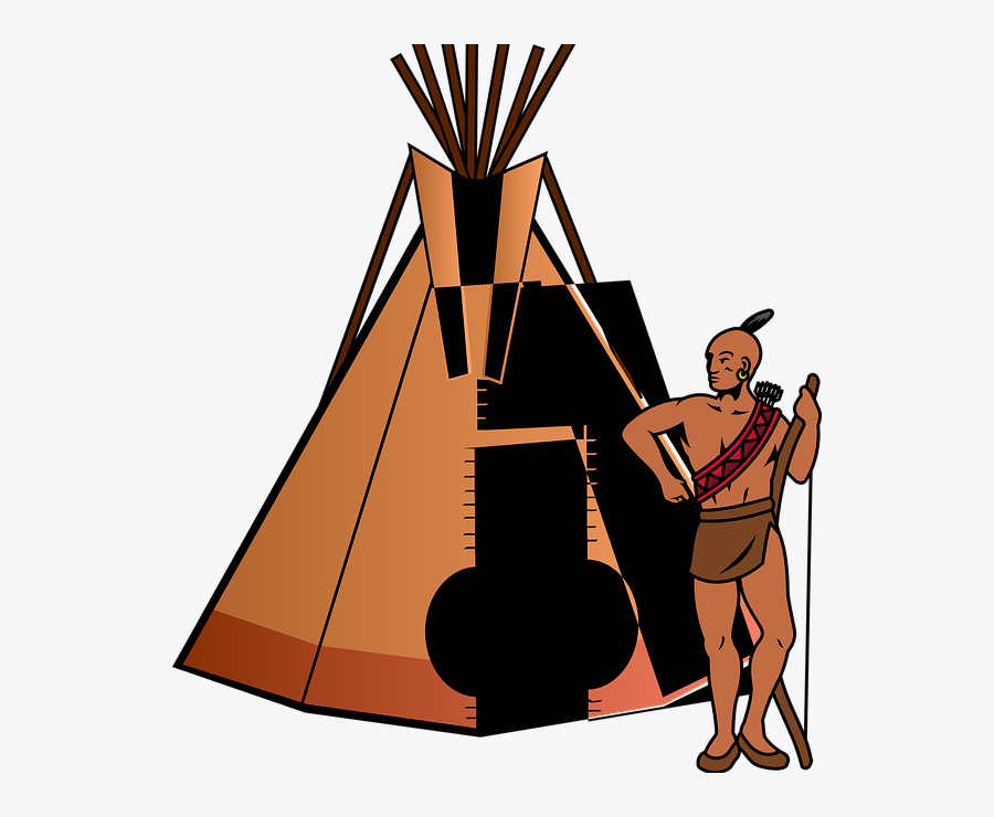 Native American Teepee Clipart , Free Transparent Clipart.