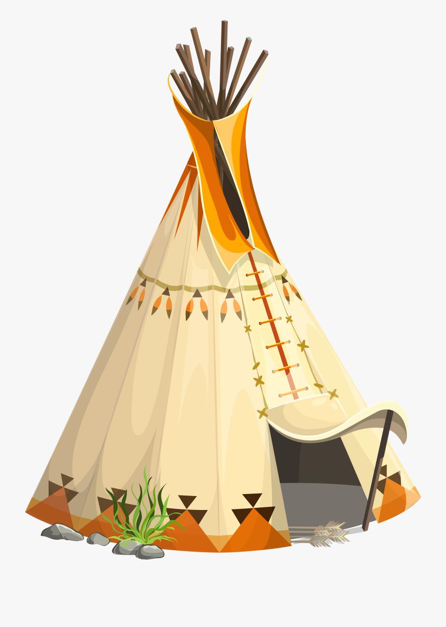 Transparent Tent Clipart.