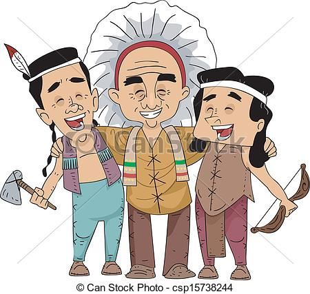 Tribe Clipart.
