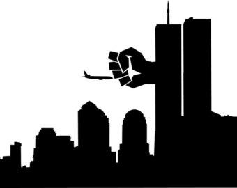 9 11 tribute clipart.