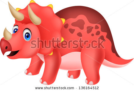 Baby Dinosaur Stock Images, Royalty.