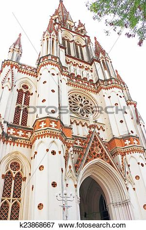 Picture of Our Lady of Lourdes Church, Tiruchirappalli,trichy.
