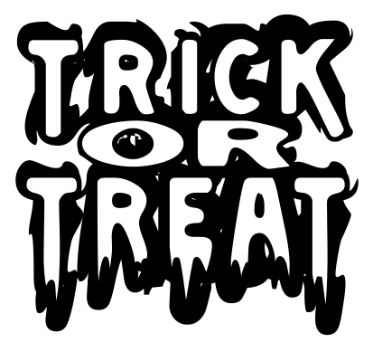 Trick Or Treat Clip Art Download.