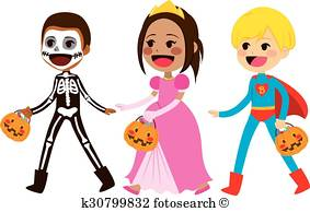 Trick Or Treat Clipart 15.
