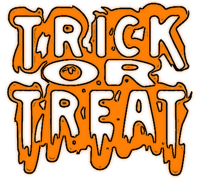 Trick Or Treat Clipart Png.
