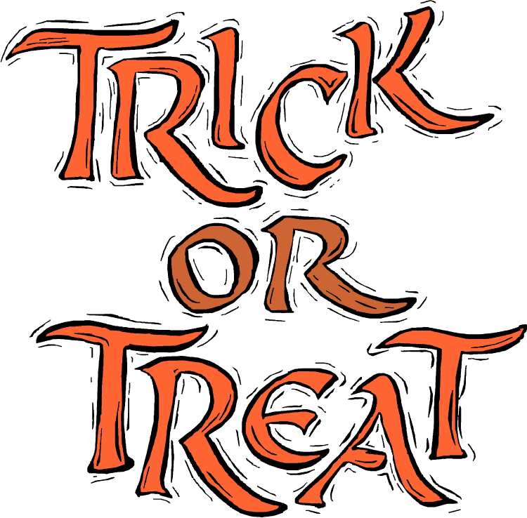 Trick Or Treat Image.