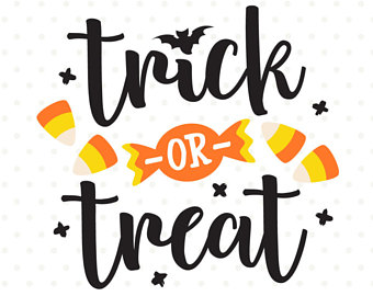 Trick or treat clipart 4 » Clipart Station.