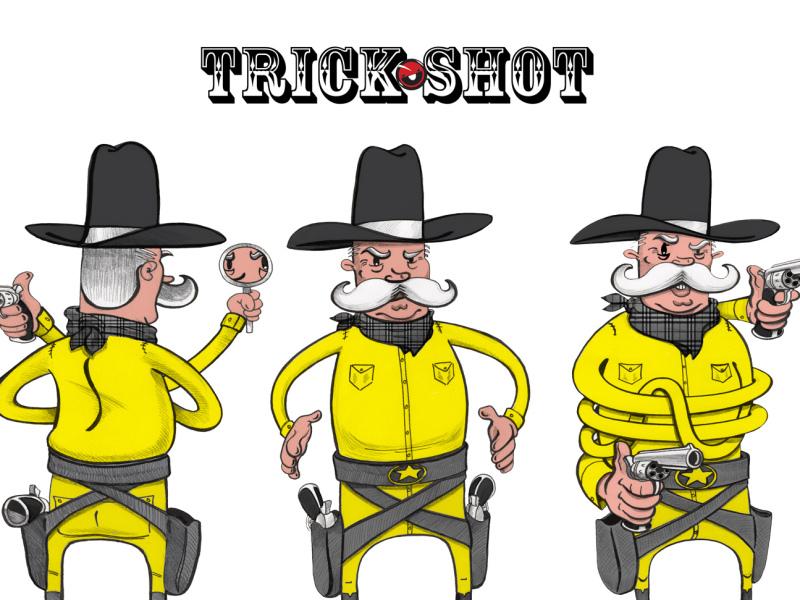 """Trick Shot""""."""
