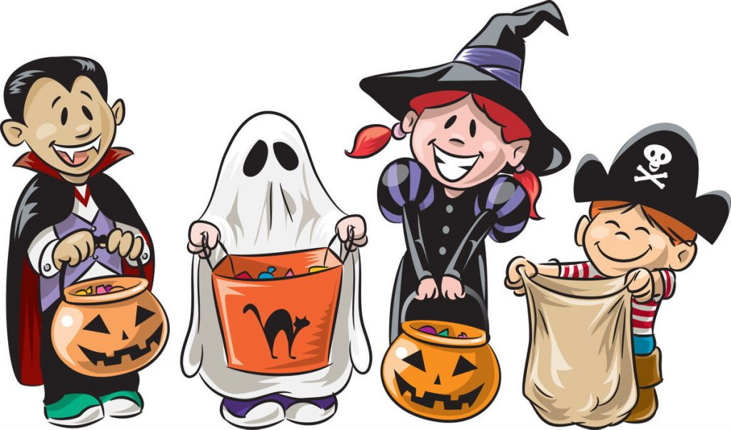 Trick Or Treat Clipart Free Download Clip Art.