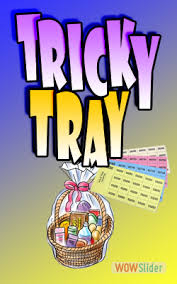 2nd Annual Tricky Tray!.