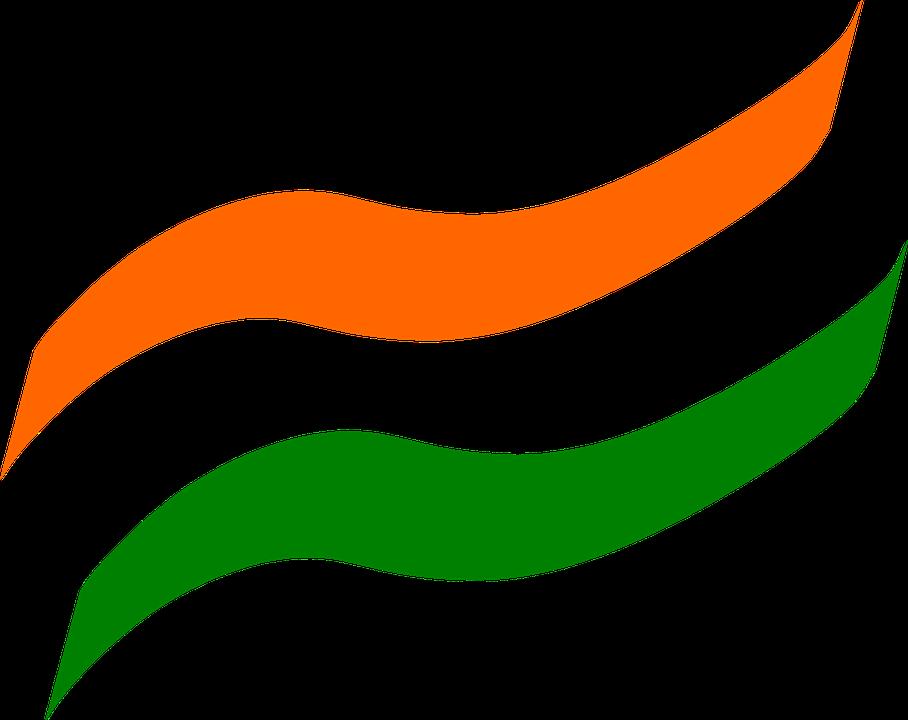 Tricolor.