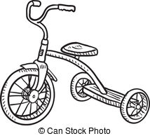 Tricycles Clip Art and Stock Illustrations. 977 Tricycles EPS.