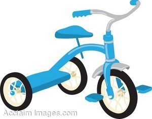 Trike Clipart.