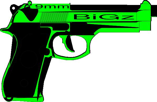 Clipart Gun Clip Art at Clker.com.