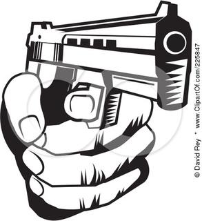 Trigger Clipart.