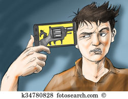 Trigger finger Clip Art and Stock Illustrations. 42 trigger finger.